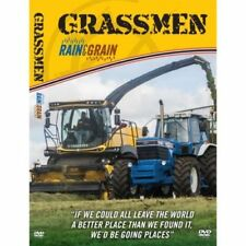 GRASSMEN RAIN & GRAIN DVD 2017