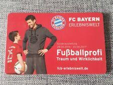 Allianz Arena Card * limitiert4358 von 10.000 * fürSammler ohne Guthaben