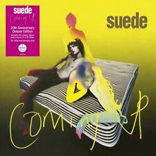 SUEDE - COMING UP DELUXE EDITION (180 GR.2LP BLACK VINYL)  2 VINYL LP NEW+