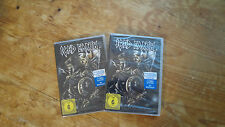 X 2 ICED EARTH DVD'S. ICED EARTH LIVE IN ANCIENT KOURION.