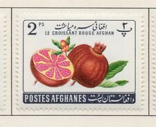 Afghanistan 1961 Agriculture Issue Fine Mint Hinged 2ps. 214331