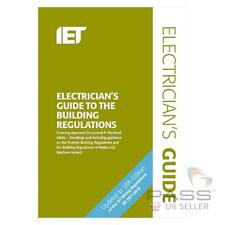 Electricians Guide to The Building Regulations 5th Edition Book