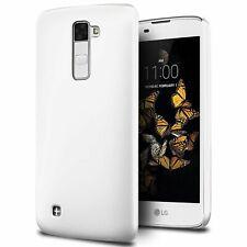 """LG K8 K350N 4G 5"""" Smartphone 8GB Sbloccato Android SIM-Free-Bianco Grado buona condizione UK"""
