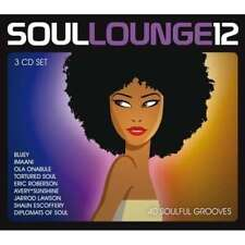 Various - Soul Lounge 12 NEW CD