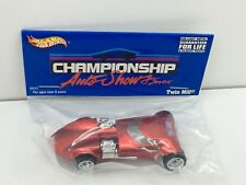 Hot Wheels Championship Auto Show INC * Red Twin Mill In Baggie* LE ***1:64