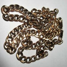 Curb Chain 8.9ct Bonded Gold 15.5g