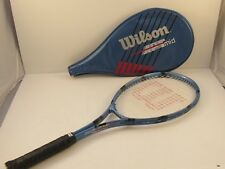 Wilson APT MID Tennis Racket Racquet L4 (4 1/2) with protective case
