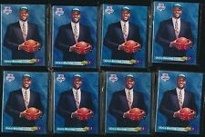 (528) 1992-93 Upper Deck rookie lot #2 Alonzo Mourning rc HoF