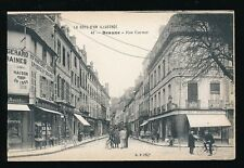 France Cote d'Or BEAUNE Rue Carnot c1900s? PPC
