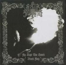 Hills of Sefiroth - Fly High The Hated Black Flag CD Judas Iscariot black metal