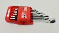 Craftsman Cmmt87019 Metric 7pc 12pt Ratcheting Wrench Set Eb43