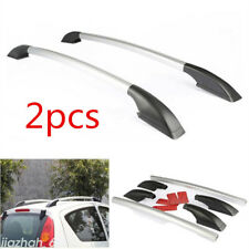 For Mazda 5 Car Aluminum Roof Rack Side Rails Bar Rail Racks Crossbar