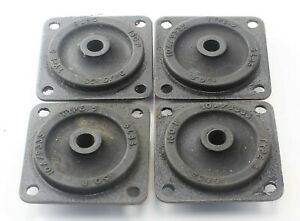Anti Vibration Mount 10A/9335 (6 lbs) Pack of 4 D.S.P. RAF Vintage Aircraft Part