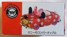Tomica Disney Resort Limited Disney Vehicle Collection Minnie Convertible Japan