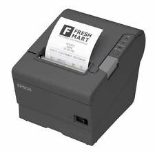 Epson TM-T88V (033A1) Thermal Line Receipt Printer 300mm/sec Print Speed 180dpi