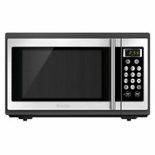 Breville 34L Stainless Steel Microwave 1100W