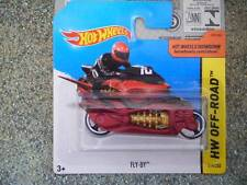 Hot Wheels 2014 #119/250 Fly-by MARRONES HW todoterreno LOTE N NUEVO FUNDICIÓN