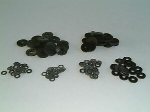 M5 Rubber Washers- Choose from 22 different sizes- Various quantities