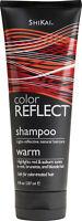 Color Reflect Warm Shampoo by Shikai Products, 8 oz