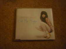 Carly Rae Jepsen ‎– Call Me Maybe (2012, rare single) Canadian teen synthpop