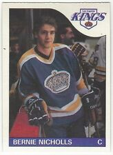 1985-86 OPC HOCKEY #148 BERNIE NICHOLLS - EX-/EX