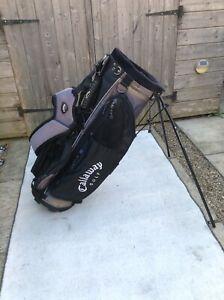 callaway stand carry golf bag