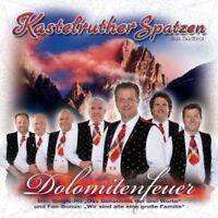 Kastelruther Spatzen Dolomitenfeuer (2007) [CD]