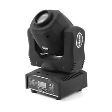 LED MOVINGHEAD spot 60 Watt LED MADE IN EUROPA Moving Head novità