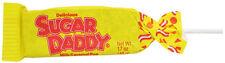 Sugar Daddy Milk Caramel Candy 1.7oz Large Bars - 4 pcs -America's most popular
