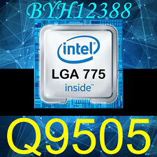 Intel Core 2 Quad Q9505 CPU Processor 2.83 GHz LGA775 is better than Q9500