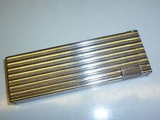 Elysée solid silver Liftarm Wick Lighter-argent massif - 1930-France-Rare