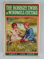 The Bobbsey Twins at Windmill Cottage by Laura Lee Hope HCDJ Hardcover #31