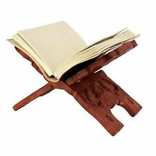 Beautful Wooden Hand Carved Holy Book Stand,For Quran,Bible,Gita,Ved ,Guru Grant