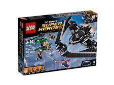 LEGO DC COMICS SUPER HEROES-EROI DI GIUSTIZIA Sky High BATTAGLIA 76025-NUOVO