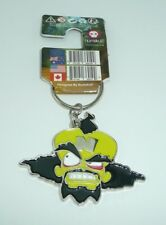 Dr. Neo Cortex Crash Bandicoot Metal Keychain Key Chain Ring Game Character