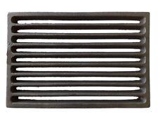 18 x 28 cm, Ofenrost, Ersatztei, Feuerrost, Gußrost, Kaminrost, Gusseisen, Leda