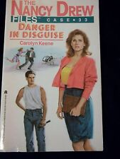 Danger in Disguise No. 33 by Carolyn Keene (1989, Paperback)