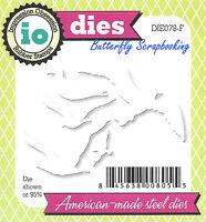 Birch Trees Birds American made Steel Dies by Impression Obsession DIE079-U New