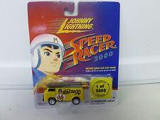 Johnny Lightning Speed Racer 2000 Racer X VW Bus 1 of 5000