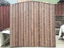 arched fence panels