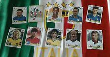 Album Italia 90 panini aggiornamenti Schillaci, Platt. .. inedite rep