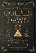 GOLDEN DAWN (9780738743998) - JOHN MICHAEL GREER ISRAEL REGARDIE (HARDCOVER) NEW