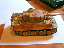 1/35 Tamiya Tiger I Nicely Built, Painted and Weathered
