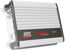 MTX WET75.2 200W RMS 2-Channel Class A/B Marine Amplifier WARRANTY FREE SHIPPING