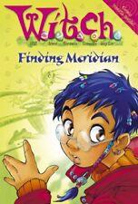 W.i.t.c.h. Novels (3) - Finding Meridian,Elizabeth Lenhard