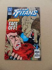 Team Titans 10 . DC 1993 . FN / VF
