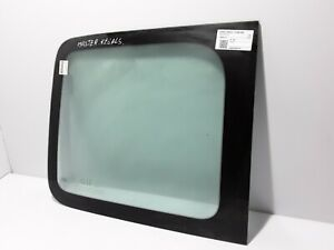 2002 RENAULT MASTER REAR DOOR LEFT SIDE WINDOW GLASS 7700351151