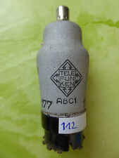 Abc1 TELEFUNKEN tested triodo + duodiode tubo valve-tube