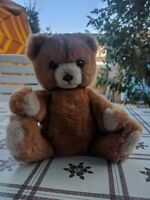 Steiff Teddy Petsy 0230/28 012051 Light Brown 11 inch with Button