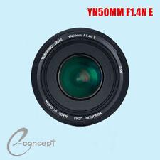Yongnuo  Standard Prime Lens YN50MM F1.4N E for Nikon D5600 D5500 D5300 D5200